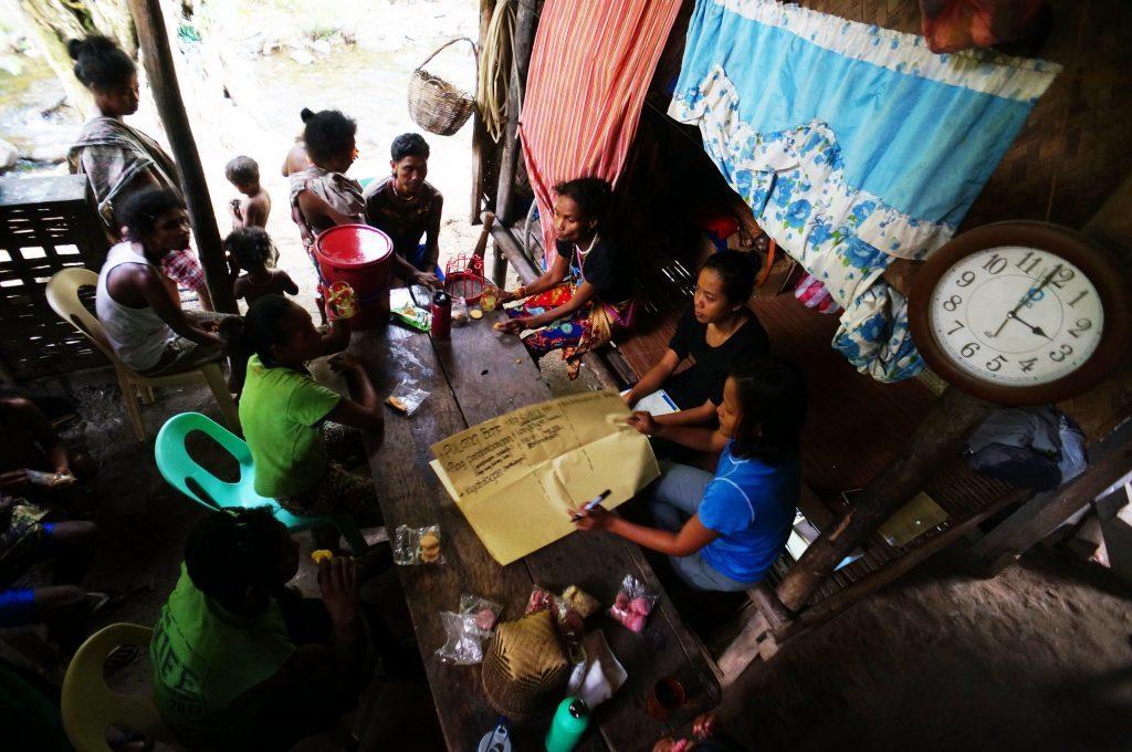 Cleopatra's Needle community meeting. (Photo by Jessa Garibay)