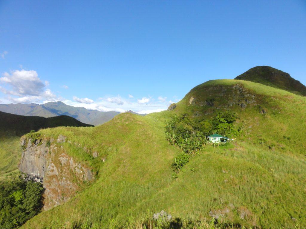 Magawang rangers station in Mounts Iglit-Baco Natural Park (Photo by Emmanuel Schütz, D'ABOVILLE Foundation)