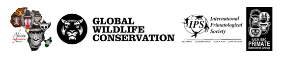 Global wildlife conservation logos