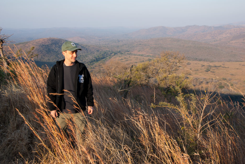 Barney Long-South Africa