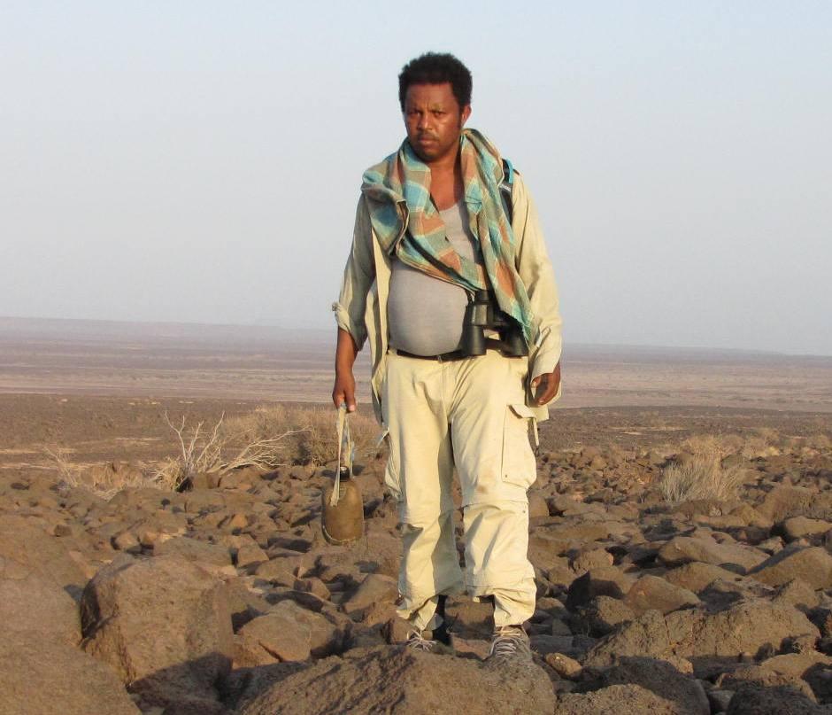 GWC Associate Scientist, Futsum Hagos