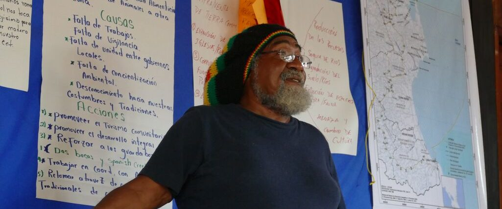 Community-led action planning for the Indio Maiz Biological Reserve in Nicargua