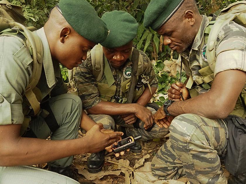 Congo SMART patrols