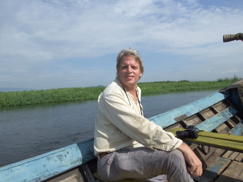 Richard Thorns, Pink-headed Duck expedition team leader