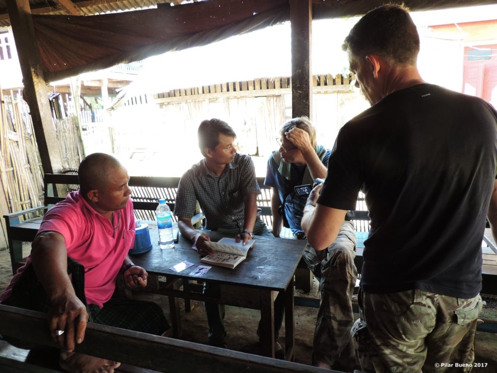 Expedition interviews