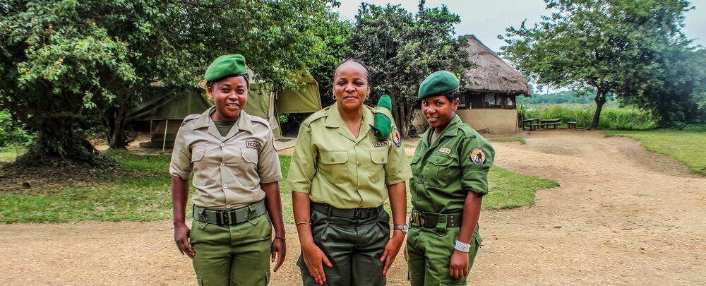 Virunga National Park Rangers