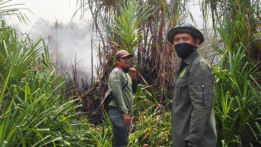 Courtesy of Borneo Nature Foundation